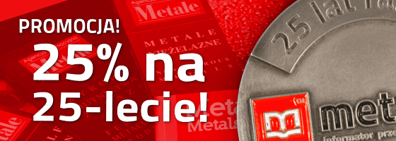25 lat Metale.pl