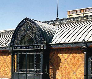 dach cynkowo-tytanowy